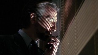 Trappola di cristallo (Die Hard, 1988) - Alan Rickman in una scena