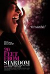 Twenty Feet from Stardom: la locandina del film