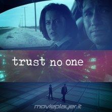 X-Files - il film: la nostra e-card con i due protagonisti da condividere sui social o inviare a chi vuoi!