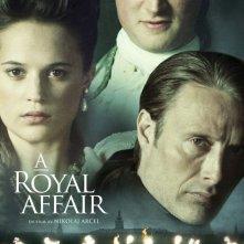 A Royal Affair: ancora un poster internazionale del film