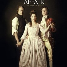 A Royal Affair: il poster inglese del film