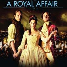 A Royal Affair: il poster internazionale del film