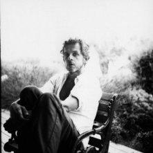 Apache: il regista Thierry de Peretti in una foto promozionale