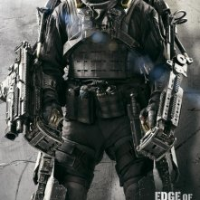 Edge of Tomorrow: il Comic-con poster