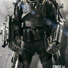 Edge of Tomorrow: il Comic-con poster