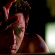 In Trance: James McAvoy in una scena tratta del thriller