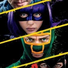 Kick-Ass 2: ancora un nuovo poster internazionale