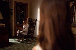L'Evocazione - The Conjuring: una inquietante scena del film