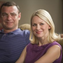 Movie 43: Liev Schreiber e Naomi Watts in un momento del film