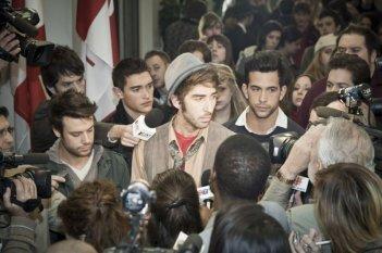 Starbuck: David Giguère in una scena