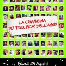 Starbuck: il teaser poster italiano del film