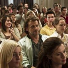 Starbuck: Patrick Huard tra i ragazzi in una scena tratta dal film