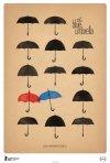 The Blue Umbrella: la locandina del film
