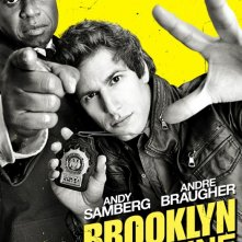 Brooklyn Nine-Nine: un poster della serie Fox