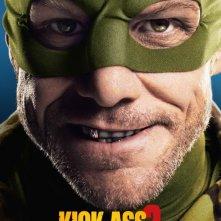 Kick-Ass 2: Jim Carrey nel character poster italiano del Colonnello Stars and Stripes
