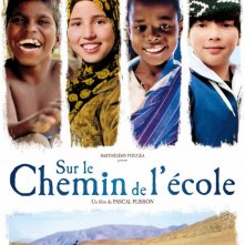 On the Way to School: la locandina del film