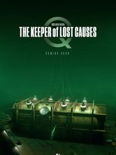 The Keeper of Lost Causes: la locandina del film
