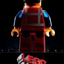 The Lego Movie: poster Comic-Con 2013