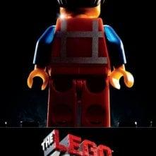 The Lego Movie: poster Comic-Con 2013