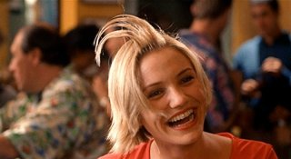 Tutti pazzi per Mary - Cameron Diaz nella famigerata scena del 'gel'