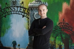 Monsters University: con Davide Pesare al college Pixar