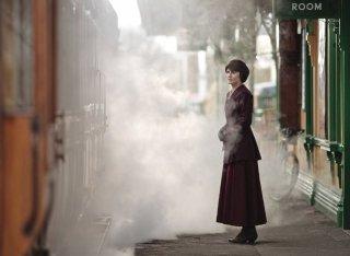 Downton Abbey: Michelle Dockery nella premiere della stagione 2