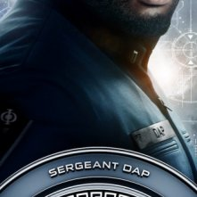 Ender's Game: il character poster di Nonso Anozie