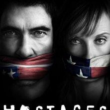 La locandina di Hostages