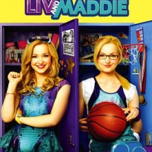 La locandina di Liv & Maddie