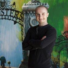 Monsters University: Davide Pesare, uno dei tecnici italiani al lavoro sul film