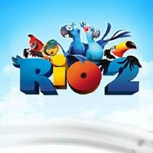 Rio 2: la locandina del film