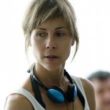 Gabrielle: la regista Louise Archambault sul set