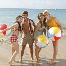 Teen Beach Movie: il cast del film in una foto promozionale
