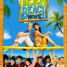 Teen Beach Movie: il poster del film
