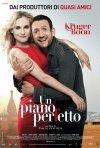Un piano perfetto: la locandina italiana
