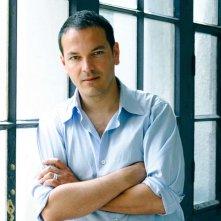 Blocher - Un conte populaire: il regista Jean-Stéphane Bron in una foto promozionale