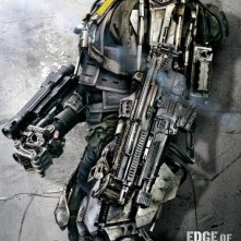Edge of Tomorrow: il character-poster Comic-con dedicato a Tom Cruise