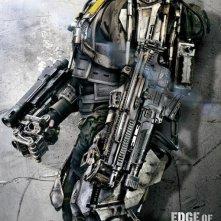 Edge of Tomorrow: il character-poster Comic-con dedicato a Tom Cruise