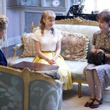 Foxfire - Ragazze cattive: Tamara Hope con Raven Adamson e Briony Glassco (di spalle) in una scena
