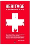 Heritage: la locandina del film