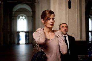 La variabile umana: Sandra Ceccarelli in una scena con Silvio Orlando