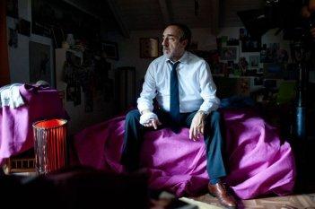 La variabile umana: Silvio Orlando in una scena del film