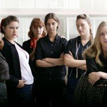 Le 'Ragazze cattive' protagoniste di Foxfire, diretto da Laurent Cantet