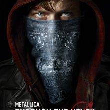 Metallica Through the Never: nuovo poster