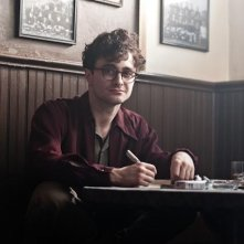 Daniel Radcliffe in una foto promozionale di Kill Your Darlings