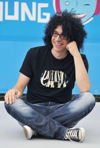 Giovanni Allevi ospite al Giffoni Experience 2013