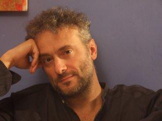 La mia classe: il regista Daniele Gaglianone in una foto promozionale