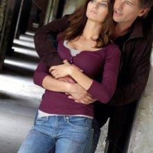 Le tre rose di Eva 2: Anna Safroncik e Roberto Farnesi in una immagine promozionale