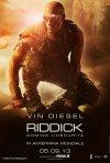 Riddick: la locandina italiana del film