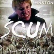 Scum: la locandina del film